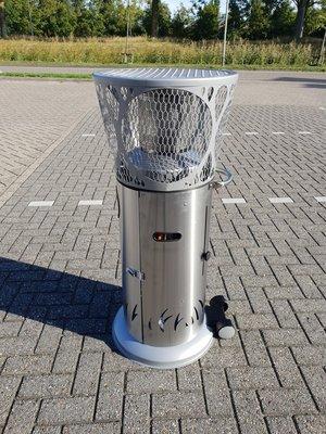 Terrasverwarmer gas